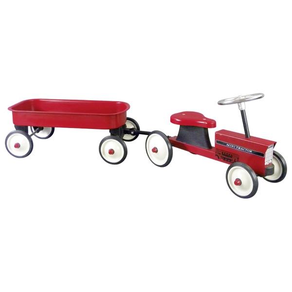 Traktors ar piekabi Goki 14148
