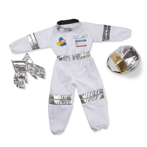 Karnevāla kostīms bērniem Kosmonauts Melissa and Doug 18503