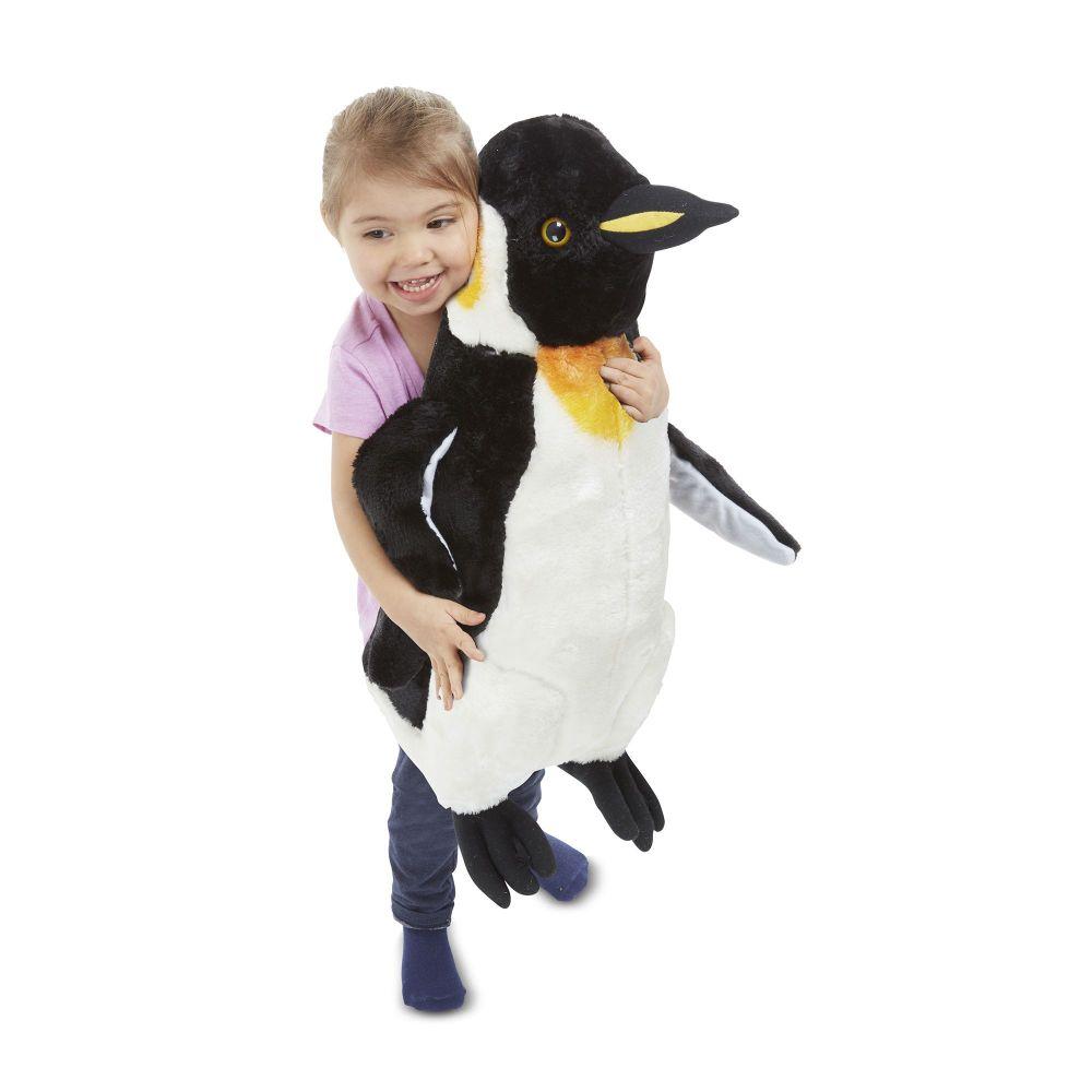 Mīksta plīša rotaļlieta Pingvīns Melissa and Doug 12122
