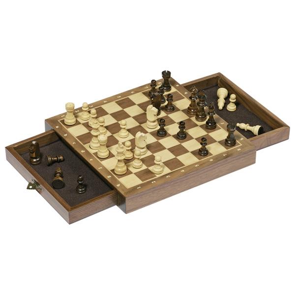 Šahs ar magnētiem Goki 56919