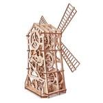 Mehāniskais 3D puzzle Dzirnavas Wood Trick WT364