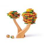 Игра на равновесие и выкладывание Дерево Woody WD90918