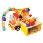 Attīstoša kravas automašīna ar instrumentiem Bino 84090