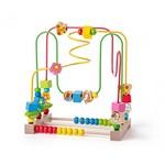 Rotaļlieta attīstošā spirāle Mārīte Woody WD91932