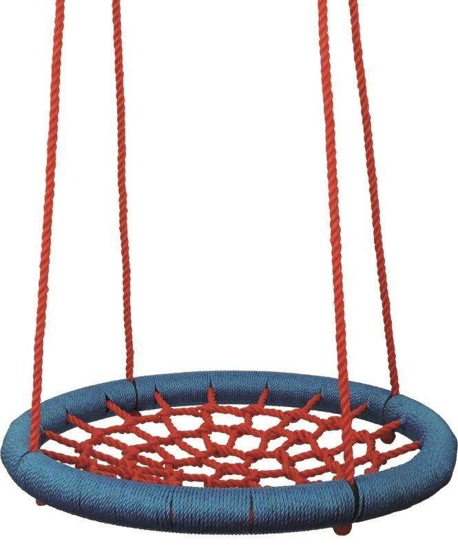 Tīkla šūpoles Ø85 cm Woody WD91401