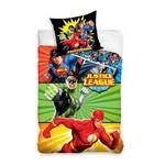 Bērnu gultas veļas komplekts Justice League 140x200 cm JL182001-PP
