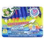 Восковые мелки Super-waxies Aqua Jolly 5955-0003