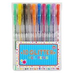 Гелевые ручки Glitter Buddy and Barney BAB033