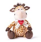 Mīkstā rotaļlieta Žirafe Lumpin WD94153