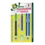 Pildspalvu komplekts, izdzēšamas Jolly 7005-0004