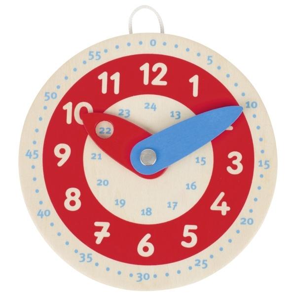 Koka pulkstenis Goki 58485
