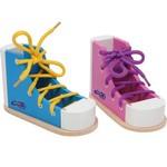 Kā sasiet kurpju šņores Small Foot 6475