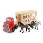Treileris zirga transportēšanai Melissa & Doug 14097