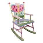 Šūpuļkrēsls Fantasy Fields, handmade W-7499A