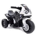 Bērnu motocikls ar akumulatoru BMW JT-5188-CZARNY