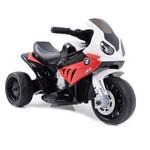 Bērnu motocikls ar akumulatoru BMW JT-5188-CZERWONY