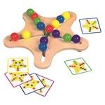 Krāsu spēle ar kartiņām Bino 84150
