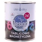 Magnētiskā un tāfeles krāsa 2 in 1 0.75l Idea Day