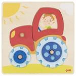 Puzle Traktors Goki 57702