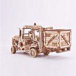 Mehāniskais 3D puzzle Iekrāvējs Wood Trick WT017