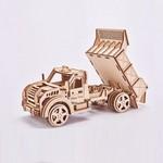 Mehāniskais 3D puzzle Kravas automašīna Wood Trick WT036