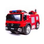 Elektromobilisar tālvadības pulti Ugunsdzēsēju mašīna SX-1818-CZERWONY