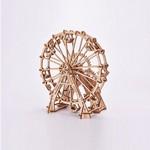 Mehāniskais 3D puzzle Panorāmas rats Wood Trick WT029
