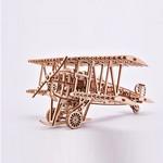 Mehāniskais 3D puzzle Lidmašīna Wood Trick WT227