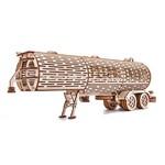 Mehāniskais 3D puzzle Treileris Tankeris Wood Trick WT289
