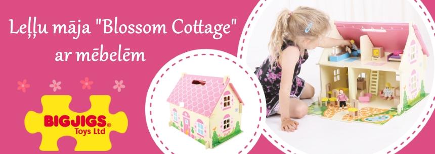 Leļļu māja 'Blossom Cottage'